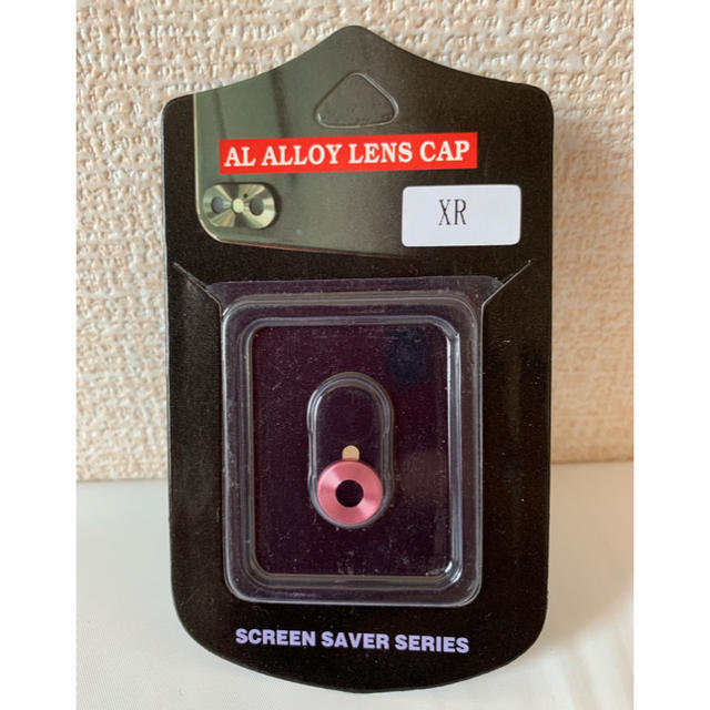 iPhone XR用  カメラ保護レンズの通販 by omu's shop|ラクマ
