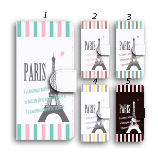 iphone8 韓国 ケース / iPhoneケース エッフェル塔 手帳型 スマホケース かわいい PARISの通販 by ララ 's shop|ラクマ