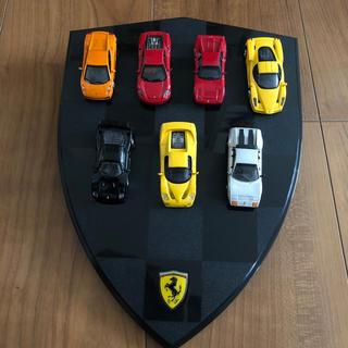 フェラーリ(Ferrari)のフェラーリ ミニカー コレクションボックス(ミニカー)