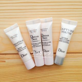 ディオール(Dior)の新品♥ Dior ドリームスキン 乳液、マスク、クリーム お試しセット(乳液 / ミルク)