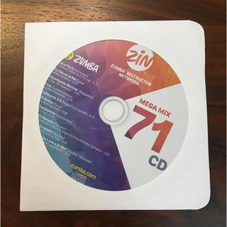 Zumba - zumba CD megamix71