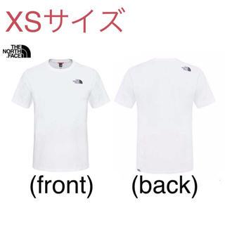 THE NORTH FACE - 最新2019 ノースフェイス Tシャツ XSサイズ 新品 White