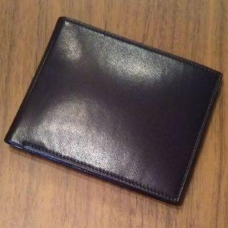 バーニーズニューヨーク(BARNEYS NEW YORK)の未使用新品◼️バーニーズニューヨーク◼️革財布◼️焦げ茶ブラウン(財布)