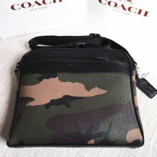 0567950dddf2 COACH - COACH/コーチ ショルダーバッグ F71723 ブラック メンズバッグ ...