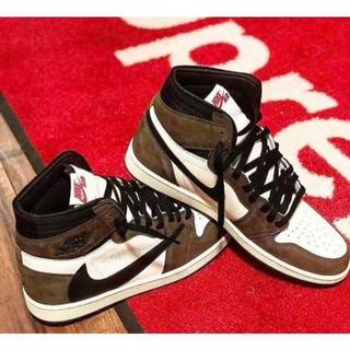NIKE - Travis Scott × Nike Air jordan1