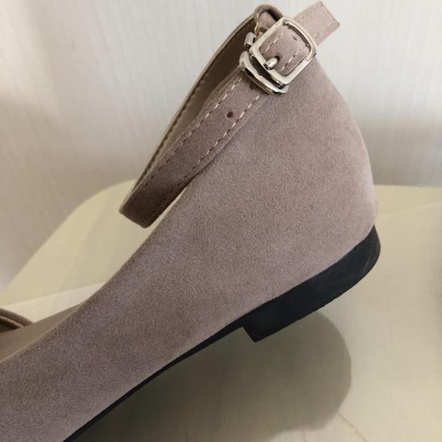 Discoat(ディスコート)のディスコート パンプス ベージュ レディースの靴/シューズ(ハイヒール/パンプス)の商品写真