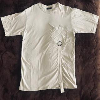 ZARA - ZARA MEN✳︎リング付きオーバーサイズTシャツ