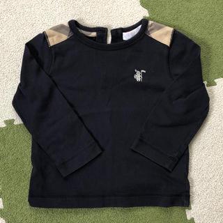 バーバリー(BURBERRY)のBurberry ロンT、にゃーTシャツ、にゃースウェット(Tシャツ)