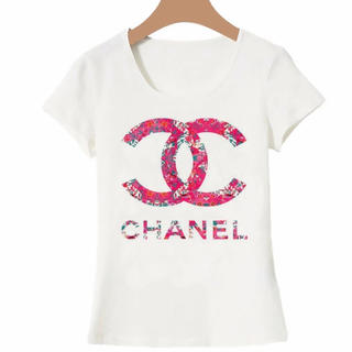 CHANEL -  Flower T-shirt Size M(jp)
