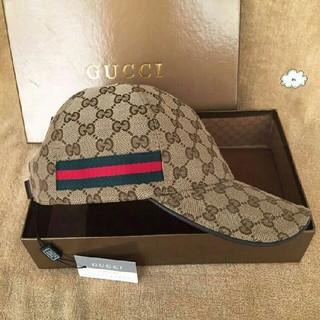 Gucci - *gucci グッチ キャップ