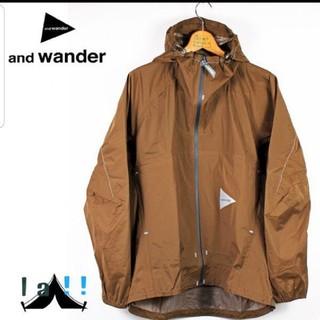 パタゴニア(patagonia)の[値引き中]andwanderlight rainjacket 2(マウンテンパーカー)
