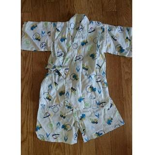 サンリオ(サンリオ)のサンリオ男の子甚平size110(甚平/浴衣)