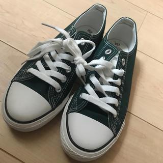 韓国 SHOOPEN シューペン コンバース風 靴 シューズ(スニーカー)