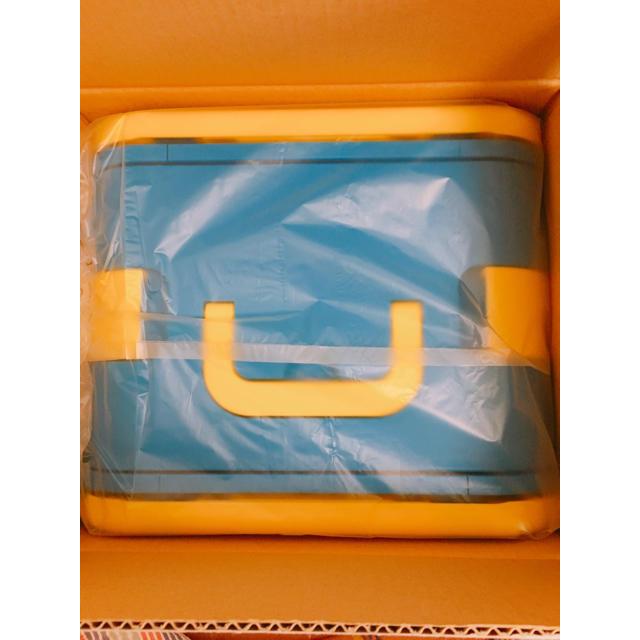 SLY(スライ)のSLY レジャーテーブル(ミニ) 非売品 インテリア/住まい/日用品の机/テーブル(アウトドアテーブル)の商品写真