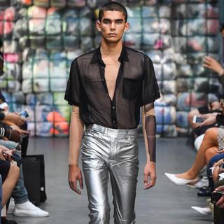 マルタンマルジェラ(Maison Martin Margiela)のコモンスウェーデン  シャツ 19ss 新品(シャツ)