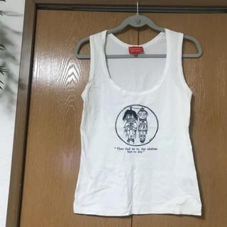 ヴィヴィアンウエストウッド(Vivienne Westwood)の最終価格 Vivienne Westwood 美品 トップス(カットソー(半袖/袖なし))