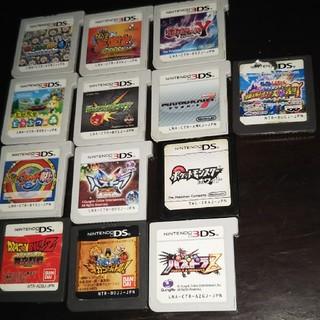 3DS、DSソフト(携帯用ゲームソフト)