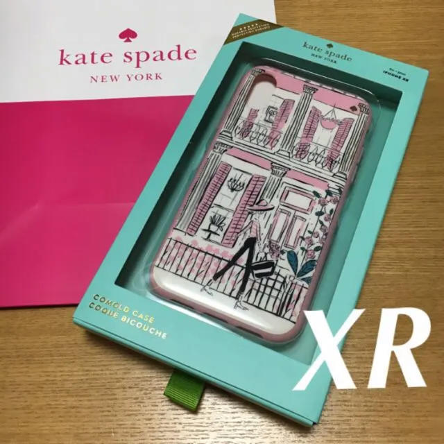 カラーケース / kate spade new york - 新品 ケイトスペード iPhoneケース XRの通販 by だふぃ仔     |ケイトスペードニューヨークならラクマ