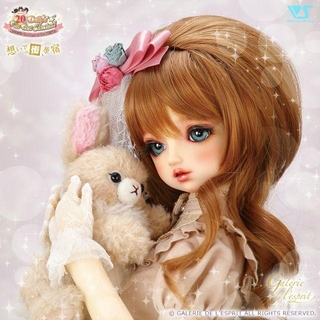 VOLKS - SD女の子 ルナ the Best of the Bests Ver. 2019