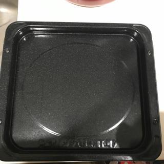 パナソニック(Panasonic)のPanasonicオーブン用角皿(その他)