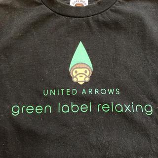 アベイシングエイプ(A BATHING APE)のベイプキッズ  bape  kids 130(Tシャツ/カットソー)