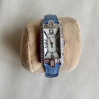 ハリーウィンストン(HARRY WINSTON)のハリーウィンストン☆アヴェニューC☆時計☆ホワイトゴールド☆ダイヤ☆(腕時計)