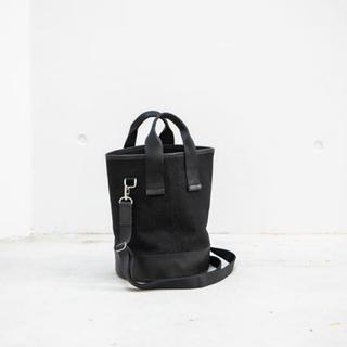 エンフォルド(ENFOLD)のシミズさま専用  新品未使用★CaBas N°50-plusLaundrybag(ショルダーバッグ)