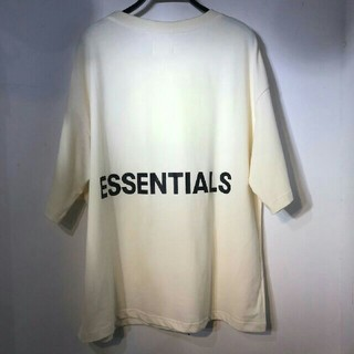 FEAR OF GOD - FOG ESSENTIALS BOXY Tシャツ