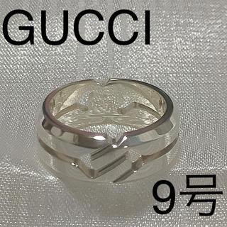 Gucci - GUCCI 9号 ノットリング (参考価格30,240円)アイコンリング