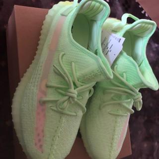 アディダス(adidas)のyeezy boots 350 v2 glow(スニーカー)