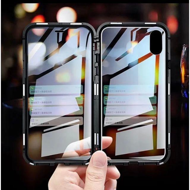 iphone8 ケース 鏡 カード / 人気沸騰中☆iPhone X・Xs・XRスカイケース の通販 by hide|ラクマ