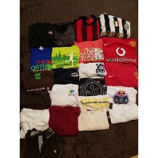ザノースフェイス(THE NORTH FACE)のランニングTシャツ  サッカーレプリカTシャツ その他Tシャツ(ウェア)