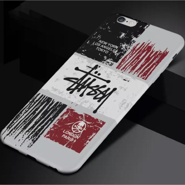 STUSSY - 大人気★ストリートブランド ステューシー iPhoneケース の通販 by るり's shop|ステューシーならラクマ