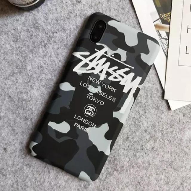 グッチ iphonexケース | STUSSY - 大人気★ストリートブランド ステューシー iPhoneケース の通販 by るり's shop|ステューシーならラクマ