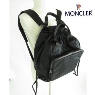 218f939317920d モンクレール(MONCLER)のモンクレール リュック バックパック カバン ポロシャツ ダウン(バッグパック/