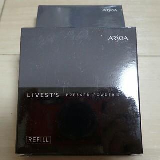 ARSOA - 未使用送料込アルソア リベスト プレストパウダーS(固形おしろい)リフィル