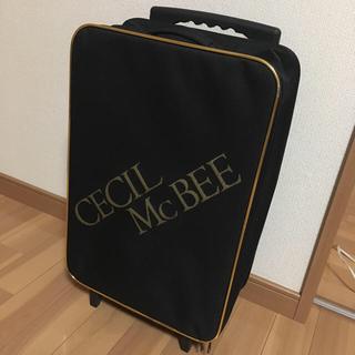 セシルマクビー(CECIL McBEE)のセシルマクビー キャリーケース (スーツケース/キャリーバッグ)