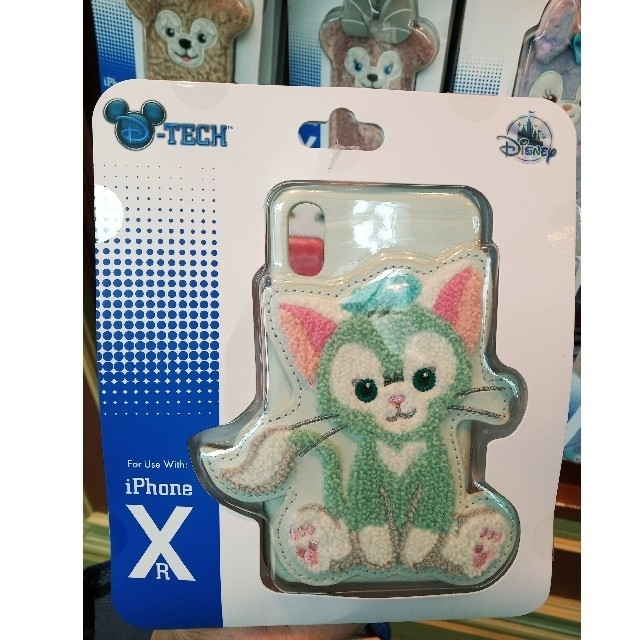 ジェラトーニ - 【新商品】香港ディズニージェラトーニiPhoneXRケースの通販 by まかお's shop|ジェラトーニならラクマ