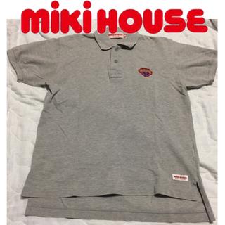 ミキハウス(mikihouse)のミキハウス ポロシャツ メンズM(ポロシャツ)