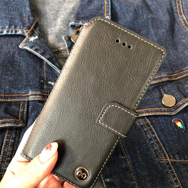 iphonex ケース チャンピオン - 本牛革ケース☆iPhone7.8.x.xs.XR.xs max手帳ケース(^^)の通販 by モンキースター's shop|ラクマ