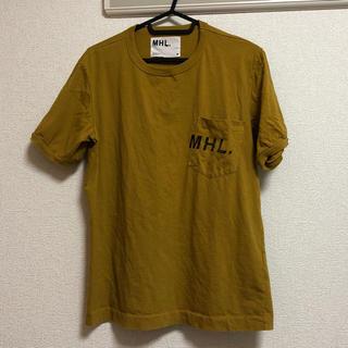 マーガレットハウエル(MARGARET HOWELL)のMHL tシャツ マーガレットハウエル(シャツ)