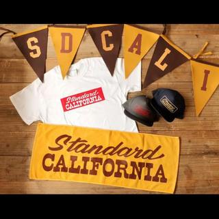 スタンダードカリフォルニア(STANDARD CALIFORNIA)のグリーンルーム2019限定 スタンダードカリフォルニア タオル スタカリ(その他)