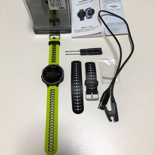 ガーミン(GARMIN)のガーミン GARMIN ForeAthlete230J(腕時計(デジタル))