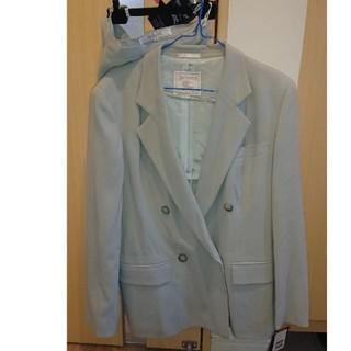 バーバリー(BURBERRY)のバーバリー グレー スーツ(スーツ)