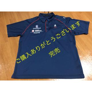 ジャル(ニホンコウクウ)(JAL(日本航空))の2017年 JALチャンピオンシップ公式ポロシャツ(Tシャツ/カットソー(半袖/袖なし))