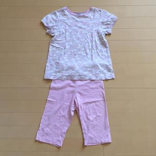 ブリーズ(BREEZE)のBREEZ かぶりパジャマ(6分丈)130(パジャマ)