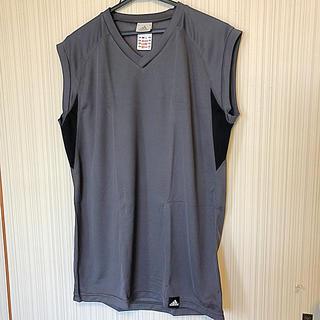 アディダス(adidas)のアディダススポーツインナー(Tシャツ/カットソー(半袖/袖なし))