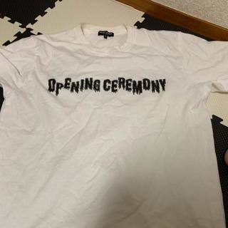 オープニングセレモニー(OPENING CEREMONY)のTシャツ(Tシャツ/カットソー(半袖/袖なし))