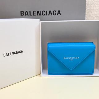 b4a5627c183d バレンシアガ(Balenciaga)の【新品】入手困難 旧ロゴ バレンシアガ ペーパーミニウォレット. 財布