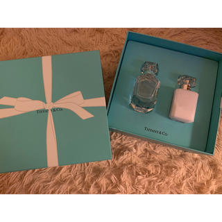 ティファニー(Tiffany & Co.)のティファニーギフトセット2(香水(女性用))